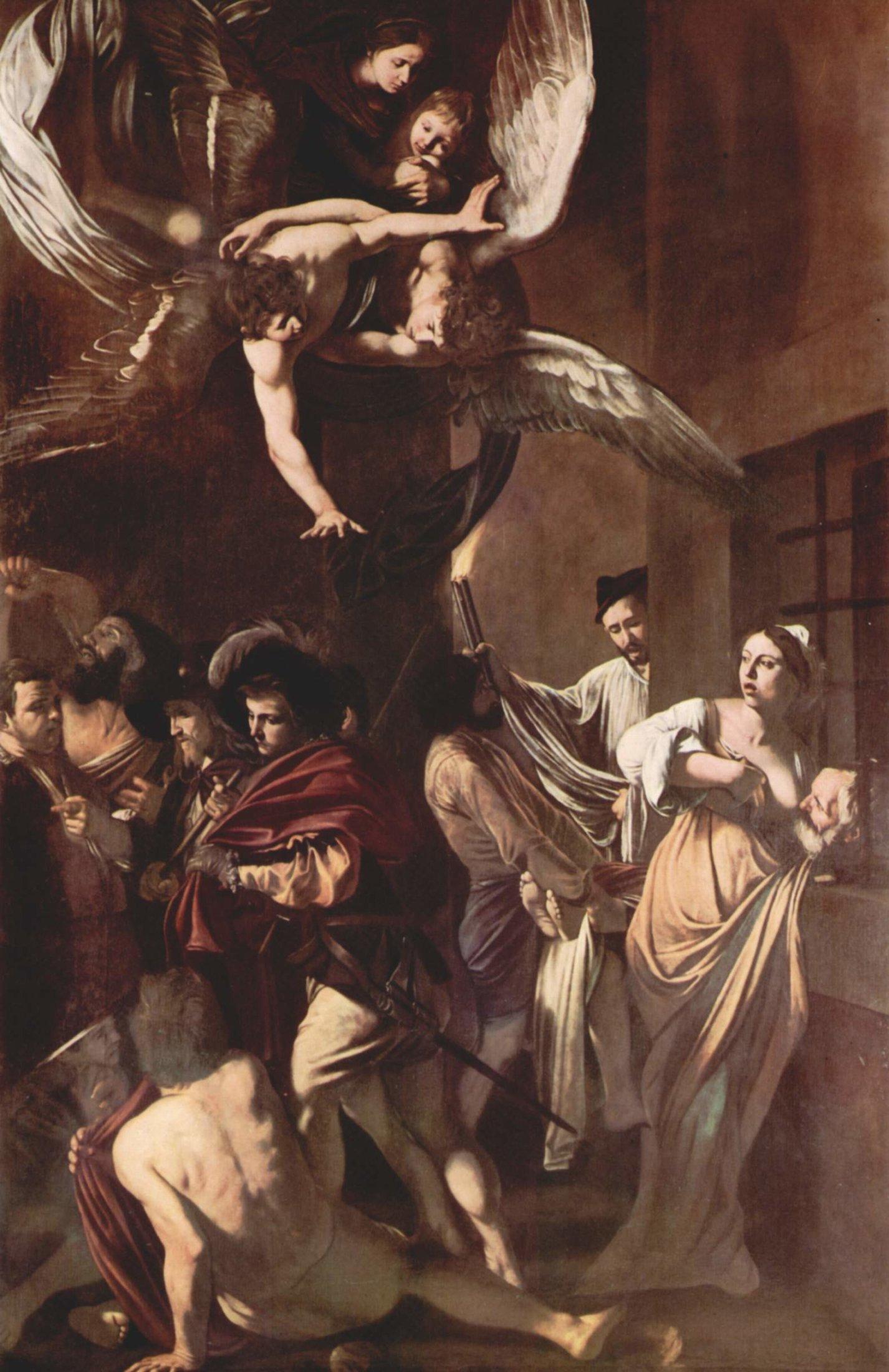 Michelangelo Caravaggio 029