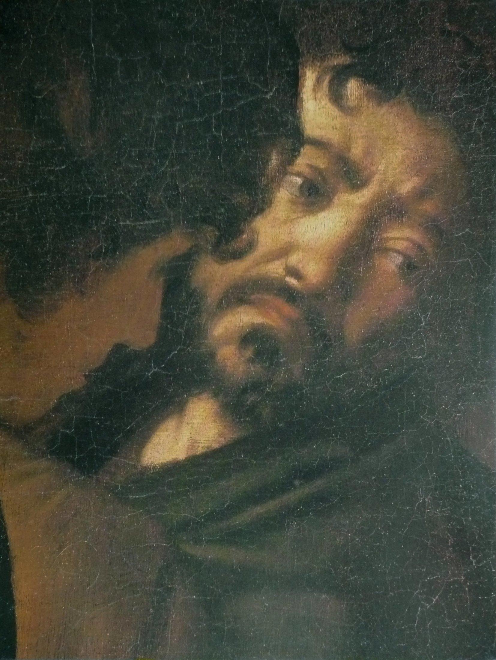 Michelangelo Merisi Da Caravaggio - Le Martyre De Saint Matthieu