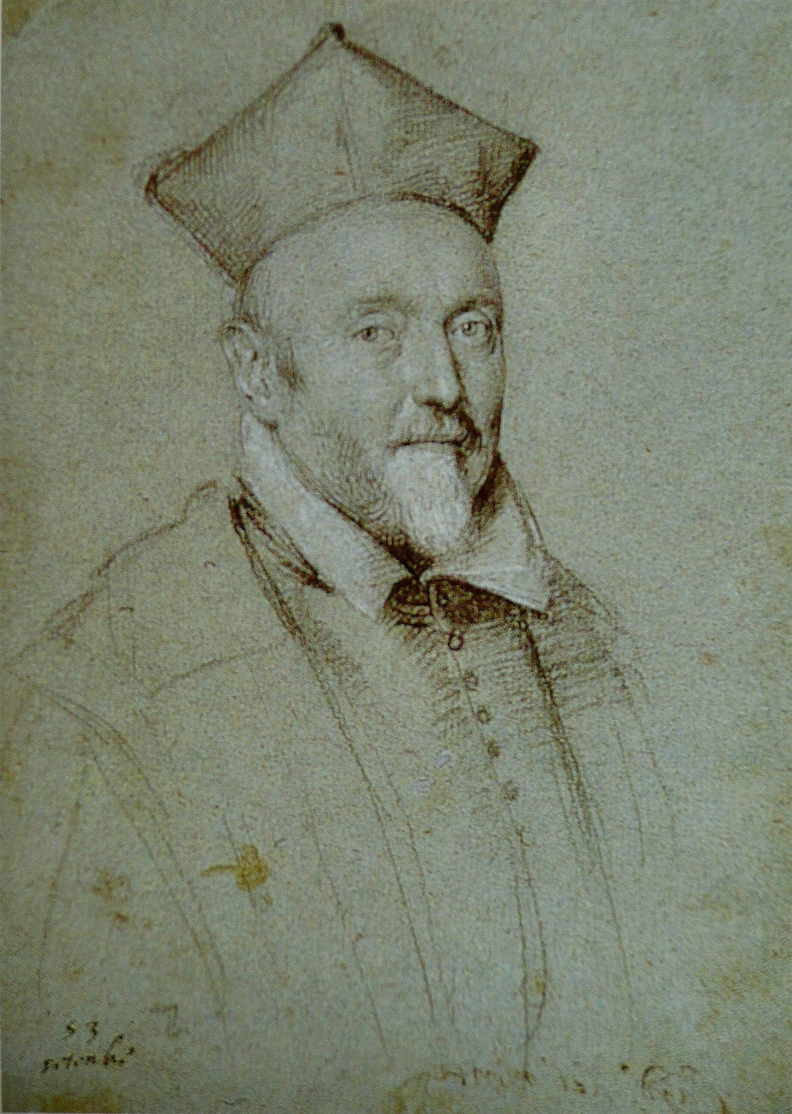 Ottavio Leoni - Francesco Maria Del Monte