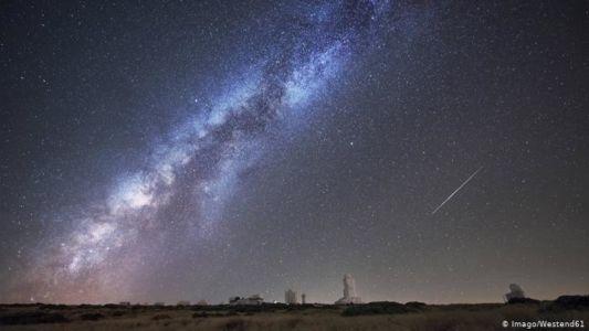 LED-Lampen verstärken Lichtverschmutzung am Nachthimmel