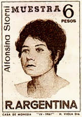 Alfonsina Storni - Feministin der ersten Stunde