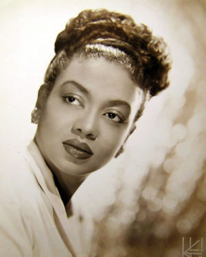 Stormy Weather - Die Pianistin und Organistin Hazel Scott